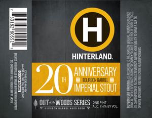 Hinterland 20th Anniversary