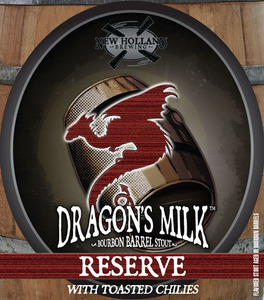 New Holland Brewing Company Dragon's Milk Reserve W/ Chilies