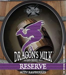 New Holland Brewing Company Dragon's Milk Reserve W/ Raspberries