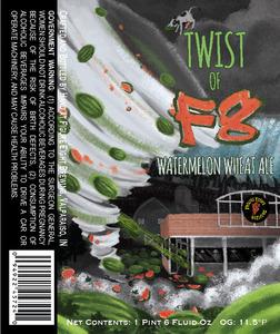 Figure Eight Brewing LLC Twist Of F8