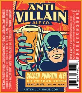 Anti Villain Ale Co.