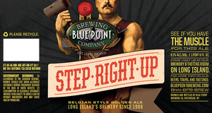 Blue Point Brewing Company Step Right Up