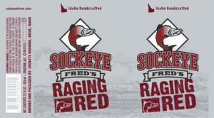 Sockeye Fred's Raging Red