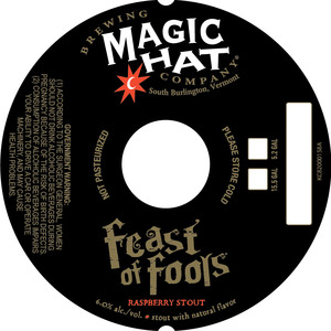 Magic Hat Feast Of Fools