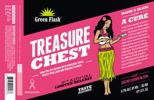 Green Flash Brewing Company Treasure Chest 2015