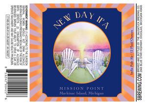 Saugatuck Brewing Company New Day IPA