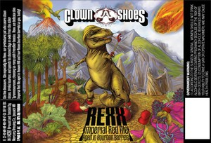 Clown Shoes Rexx
