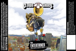 Clown Shoes The Entertainer