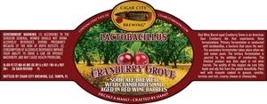 Cranberry Grove Barrel Aged