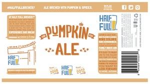 Half Full Pumpkin