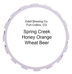 Odell Brewing Company Spring Creek