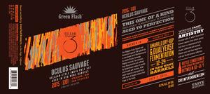 Green Flash Brewing Company Oculus Sauvage