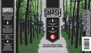 Long Trail Brewing Company Smash Project