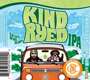 Otter Creek Brewing Kind Ryed