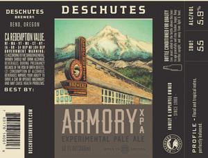 Deschutes Brewery Armory
