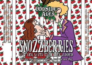 Odd Side Ales Snozzberries