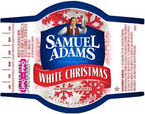 beer profile - White Christmas Sam Adams