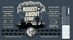 Fargo Brewing Company Roustabout
