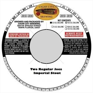Two Regular Joe's