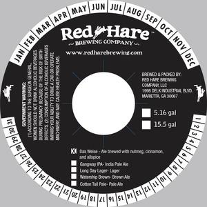 Red Hare Das Weise