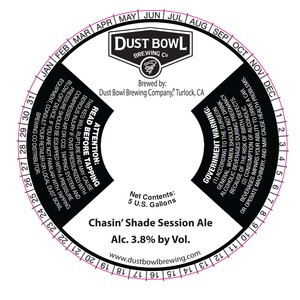 Chasin' Shade Session Ale