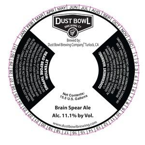 Brain Spear Ale