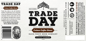 Back Forty Beer Company Trade Day