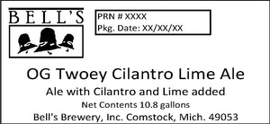 Bell's Og Twoey Cilantro Lime Ale