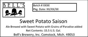 Bell's Sweet Potato Saison