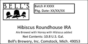 Bell's Hibiscus Roundhouse Ira