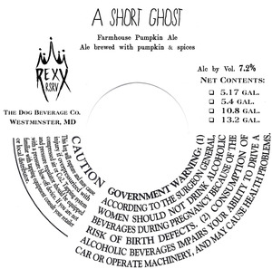 Rexx Rsrv A Short Ghost