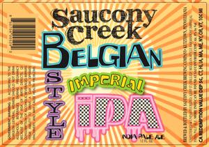 Saucony Creek Belgian-style Imperial Ipa Saucony Creek Belgian-style Imperial IPA