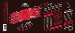 Green Flash Brewing Company Natura Morta With Cherry