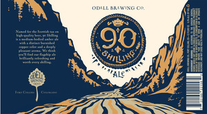 Odell Brewing Company 90 Shilling