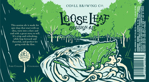 Odell Brewing Company Loose Leaf
