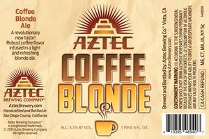 Aztec Coffee Blonde