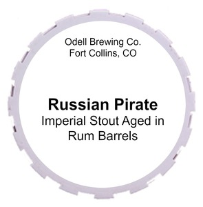 Odell Brewing Company Russian Pirate July 2015