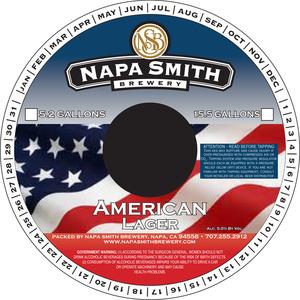 Napa Smith Brewery