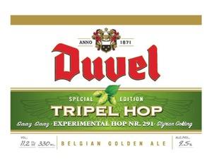 Duvel Tripel Hop Experimental Hop Nr. 291