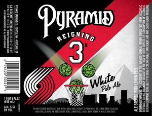 Pyramid Reigning 3s