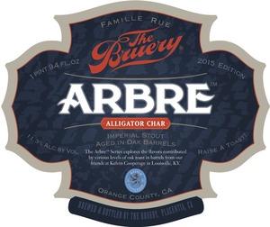 The Bruery Arbre
