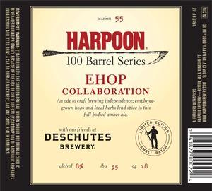 Harpoon Ehop Collaboration