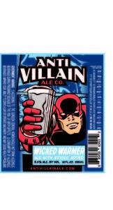 Anti Villain Ale Co. Wicked Warmer