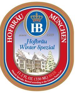 Staatliches Hofbrauhaus Winter Special