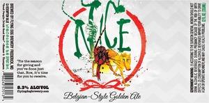 Flying Dog Nice Belgian Style Golden Ale