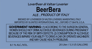 Loverbeer Di Valter Loverier Beerbera