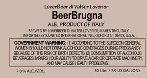 Loverbeer Di Valter Loverier Beerbrugna