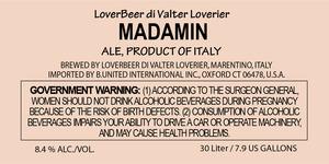 Loverbeer Di Valter Loverier Madamin