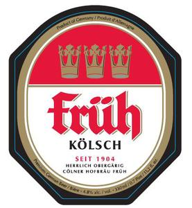 Colner Hofbrau P. Josef Früh Kg