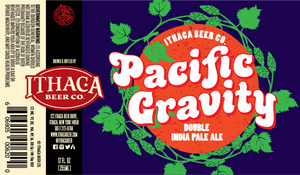 Ithaca Beer Company Pacific Gravity